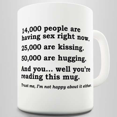 Statistics Funny Coffee Mug
