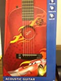 First Act Disney Cars Acoustic Guitar Musical Instrument with Picks