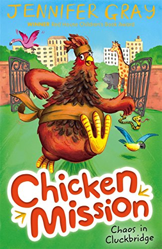 Chicken Mission: Chaos in Cluckbridge: