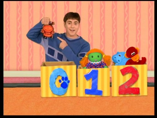 Numbers Everywhere! (Blues Clues Numbers compare prices)