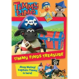 Timmy Time: Timmy Finds Treasure