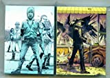 Cryptozoic 2013 The Walking Dead Comic Set 2 Trading Card Base Set