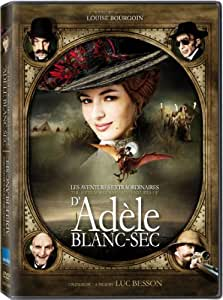 The Extraordinary Adventures of Adle Blanc-Sec / Les aventures extraordinaires dAdle Blanc-Sec (Version française)