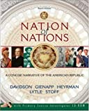 img - for Nation of Nations: A Concise Narrative of the American Republic book / textbook / text book