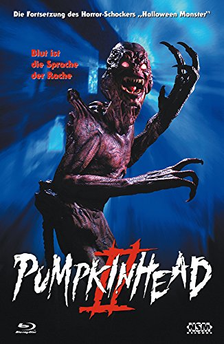 Pumpkinhead 2 (Blu-Ray) große Hartbox Limited 111 Edition