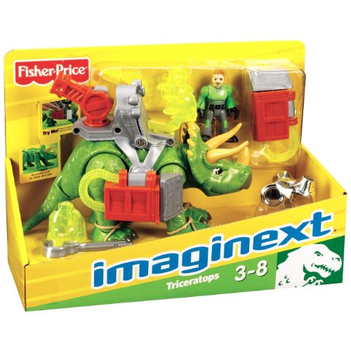 Fisher Price Dino front-1028311