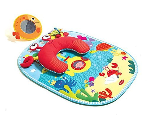 Tiny Love Tummy Time Fun Activity Mat (Under The Sea) front-473185