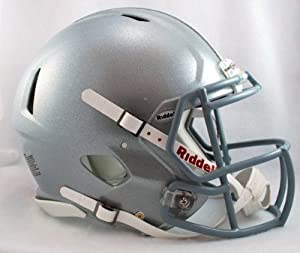 NCAA Ohio State Buckeyes Revolution Speed Full-Size Authentic Football Helmet by Riddell