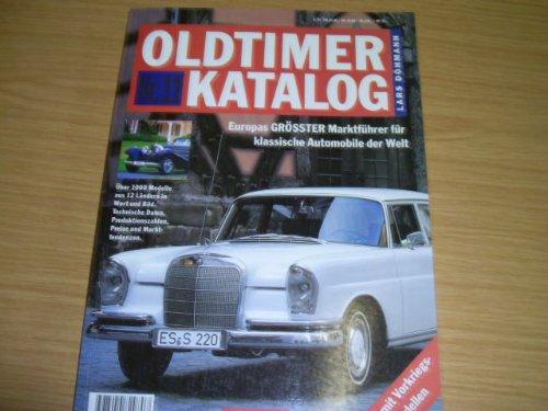 Oldtimer Katalog, Europas grösster Marktführer