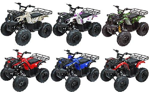 ATA-125D TaoTao Kids Gas 125cc Utility ATV - Pink Camo