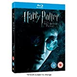 Harry Potter And The Half-Blood Prince [Blu-ray] [2009] [Region Free]by Daniel Radcliffe