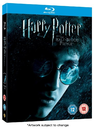 Harry Potter and The Half-Blood Prince [Blu-ray] [UK Import]
