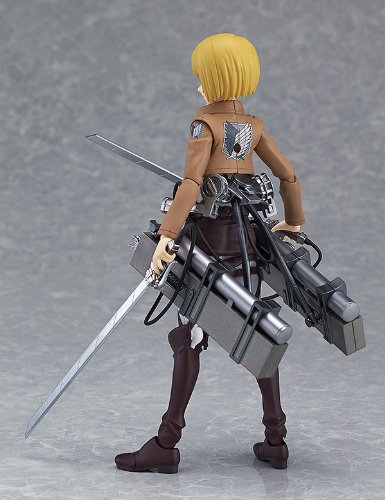Attack on Titan : Armin Arlert Figma Action Figure