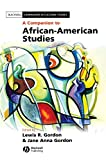 img - for A Companion to African-American Studies book / textbook / text book