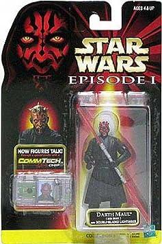 Star Wars EPISODE1 DARTH MAUL JEDI DUEL (japan import)
