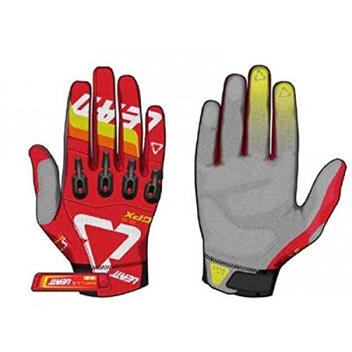 Gants leatt brace gpx 3.5 x-flow rouge t.l - 9 - Leatt 433072L