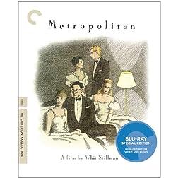 Metropolitan (The Criterion Collection) [Blu-ray]
