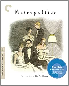 Metropolitan (The Criterion Collection) [Blu-ray]