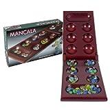 Aquamarine Games - Mancala, juego de habilidad (Compudid FD100445)