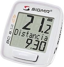 Comprar Sigma BC 8.12 + ATS - Ciclocomputador