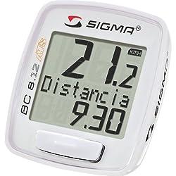 Sigma Sport Germany Sigma Sport Bc 8.12 Ats Cycle Computer