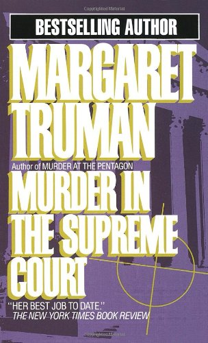 Murder in the Supreme Court (Capital Crime Mysteries) PDF