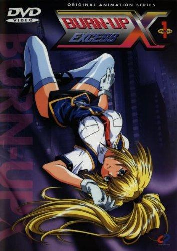 BURN-UP EXCESS DVD vol.1