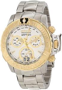 Invicta 10648 - Reloj de pulsera hombre, plata