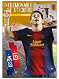 FC Barcelona Lionel Messi Wall Stickers