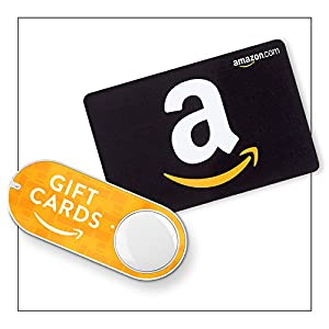 Amazon Gift Card Dash Button by Amazon