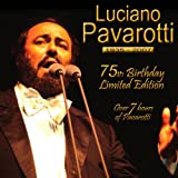 75th Birthday Limited Edition - Luciano Pavarotti (Amazon Exclusive)