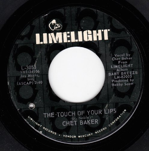 The Touch Of Your Lips/Baby Breeze (7