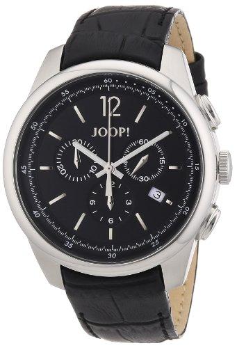 Joop JP101171F03 - Orologio da polso uomo, pelle, colore: nero