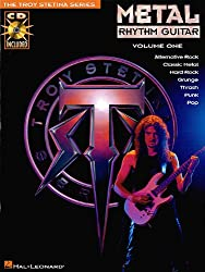 Metal Rhythm Guitar Vol. 1 (Troy Stetina)