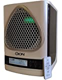 OION LB-8001W 5-in-1 Air Cleaning System with True HEPA, UV-C, Ionizer, PCO Filtration, and Odor Reduction Air Purifier