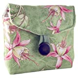 Green Spring Fuchsia Tea Wallet
