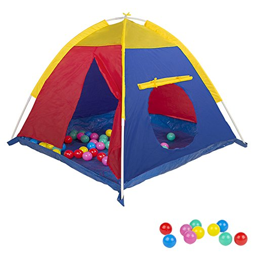 Color Baby - Tienda plegable con 50 bolas (42767)