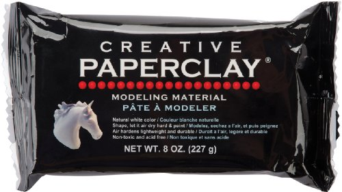 creative-paper-clay-8-ounces-white
