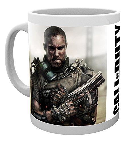 Call-Of-Duty-Advanced-Warfare-Ceramic-Coffee-Mug-Cup-Soldier-Chest