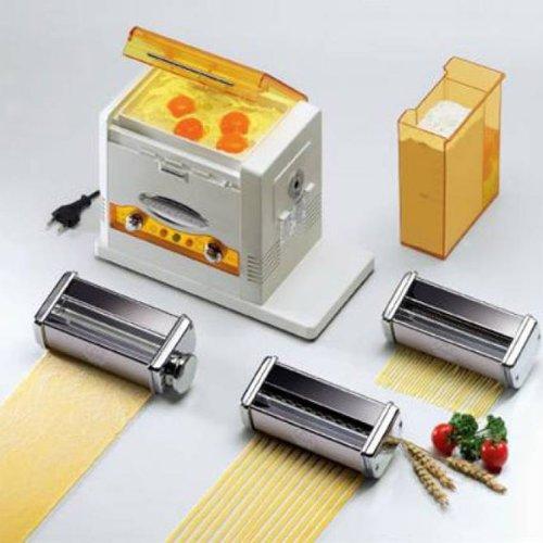 Marcato macchina impastatrice pasta fresca con accessori - Impastatrice per pasta fatta in casa ...