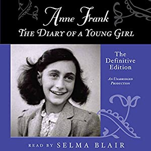 Anne Frank: The Diary of a Young Girl Audiobook