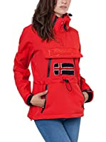 Geographical Norway Softshell Tulbeuse (Rojo)