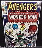 Avengers #9 Marvel Comic Book Cover 2 x 3 Refrigerator Locker MAGNET
