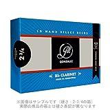 GONZALEZ / ゴンザレス FOF 【硬さ:2・1/2】 B♭クラリネット用リード