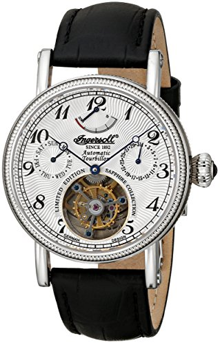 Ingersoll-Mens-IN5308WH-Raton-Tourbillon-Analog-Display-Automatic-Self-Wind-Brown-Watch
