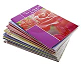 Valentine's Day Cards - Assortment 50 Pack - Romance - Love - Greeting Cards