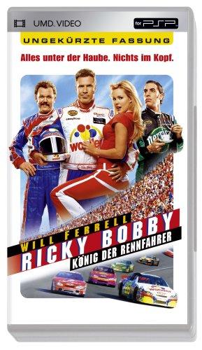 Ricky Bobby - König der Rennfahrer (Ungekürzte Fassung) [UMD Universal Media Disc]