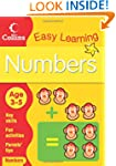 Collins Easy Learning Age 3-5 - Numbe...