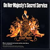 On Her Majesty's Secret Serviceby John Barry