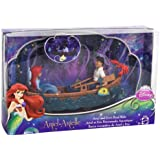 Disney Princess Favorite Moments The Little Mermaid Ariel and Eric's Boat Ride Playset